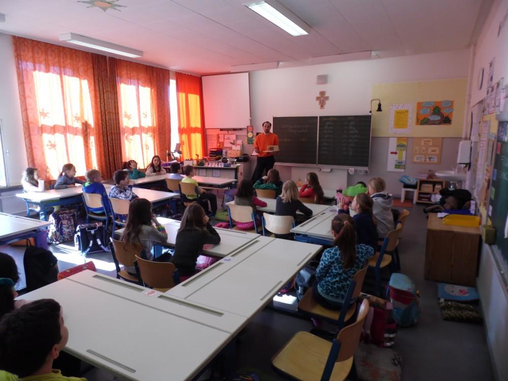 Vortrag Staufer Grundschule