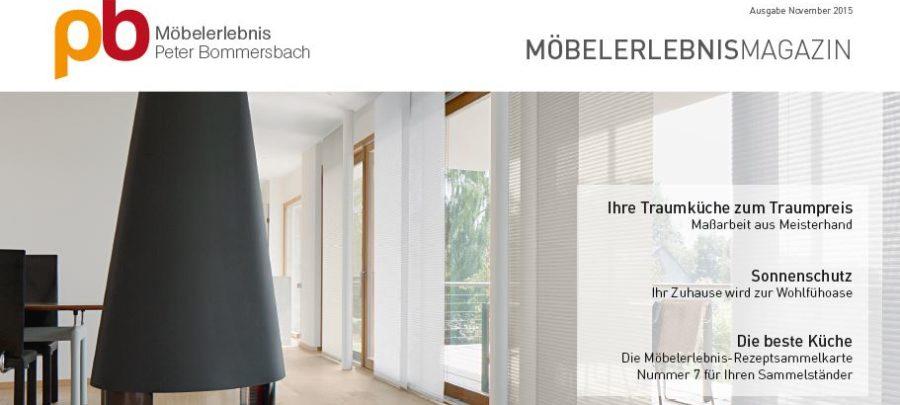 Möbelerlebnis Magazin Küche Sonnenschutz