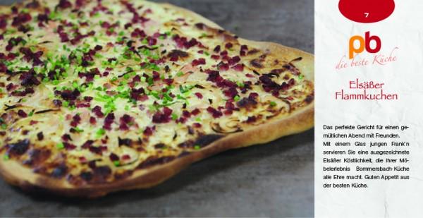 Rezept Elsäßer Flammkuchen