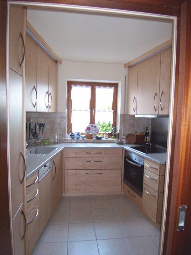 Küche Multipex Ahorn