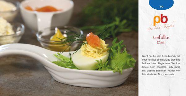 Rezept Gefüllte Eier