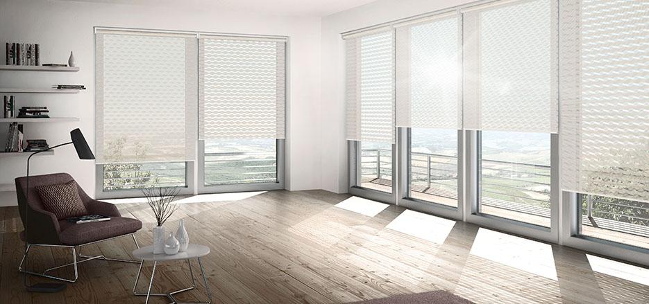das mhz doppel rollo exklusivdessin bei m belerlebnis bommersbach. Black Bedroom Furniture Sets. Home Design Ideas