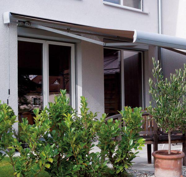 HALBKASSETTENMARKISE TETRIS Garten Terrasse Balkon