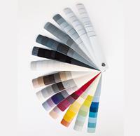 HORIZONTAL-JALOUSIEN Farbfächer