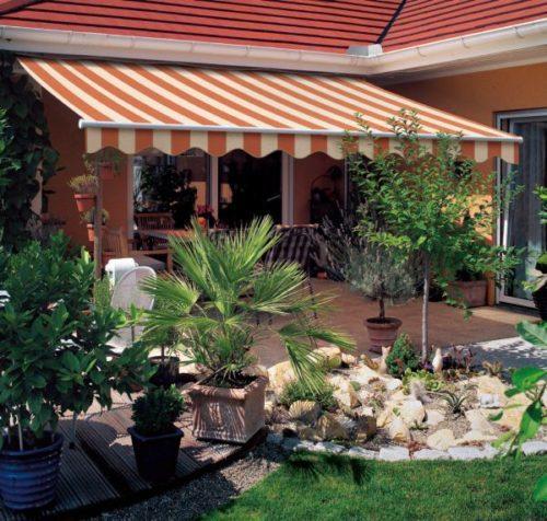 MHZ CLASSIC Terrasse aus Holz