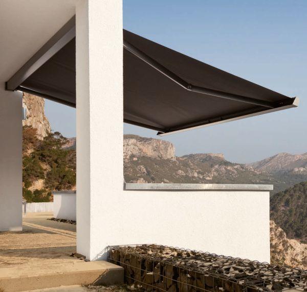 markise f r terrasse ky45 kyushucon. Black Bedroom Furniture Sets. Home Design Ideas