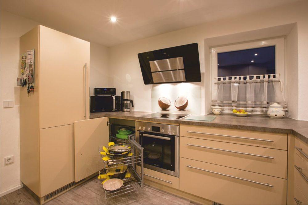 Küche im eleganten Design