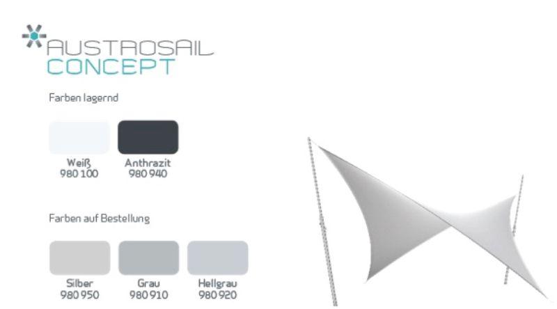 Soliday Farberweiterung Austrosail Concept 2017