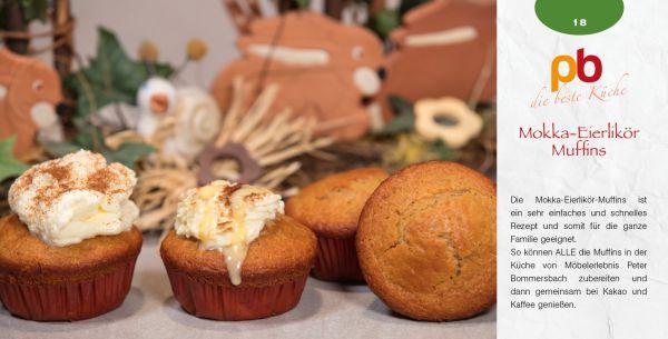 Mokka-Eierlikör Muffins