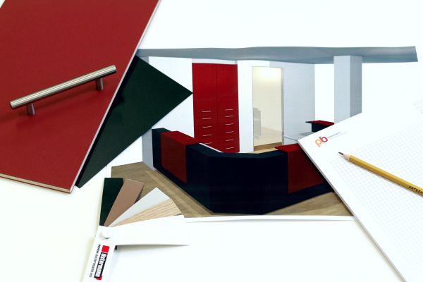CAD Planung Küchen Esszimmer Möbel Schränke