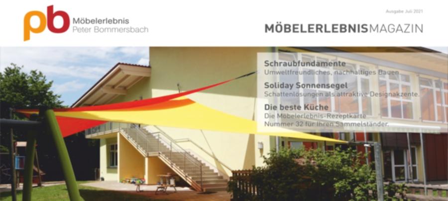 MöbelerlebnisMagazin-August-2021-Sonnensegel-Schraubfundament-Soliday