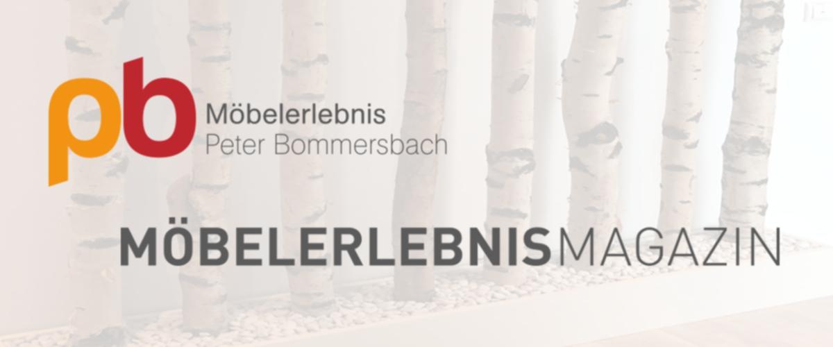 Möbelerlebnis Bommersbach Schongau MöbelerlebnisMagazin